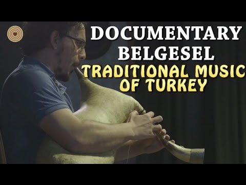 Documentary - Traditional Music of Turkey with Wooden Instruments