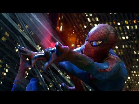 Spider-Man Crane Swinging Scene  – The Amazing Spider-Man (2012) Movie CLIP HD