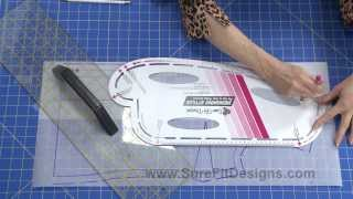 How To Add A Facing To A Sewing Pattern -  Part 2