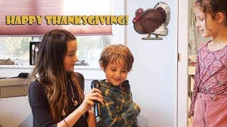 Happy Thanksgiving 🦃 (WK 360.2) | Bratayley