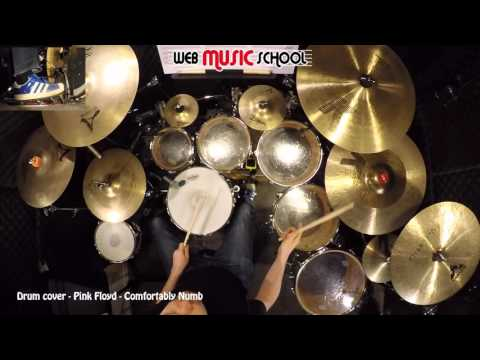 Pink Floyd - Comfortably Numb - DRUM COVER