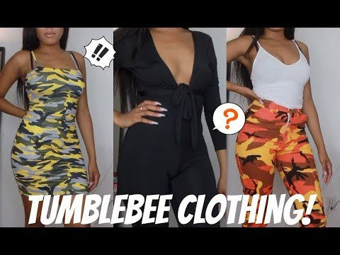 9e7621231e13 Trying instagram clothing store haul  ! - ft Tumble bee clothing ...