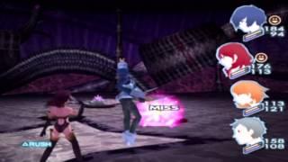 Persona 3 FES - Max Social Link - Priestess Arcana (Fuuka Yamagishi)
