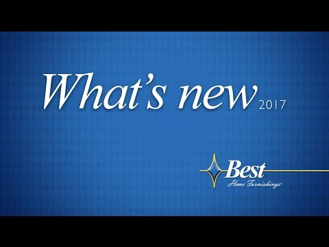 Best Home Furnishings New Products, Spring 2017