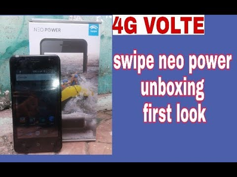 swipe-neo-power-unboxing|-first-look-|-cheapest-4g-volte-phone
