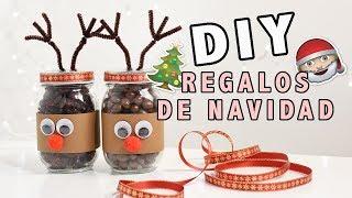 DIY | 10 REGALOS PARA NAVIDAD ¡SÚPER LINDOS!