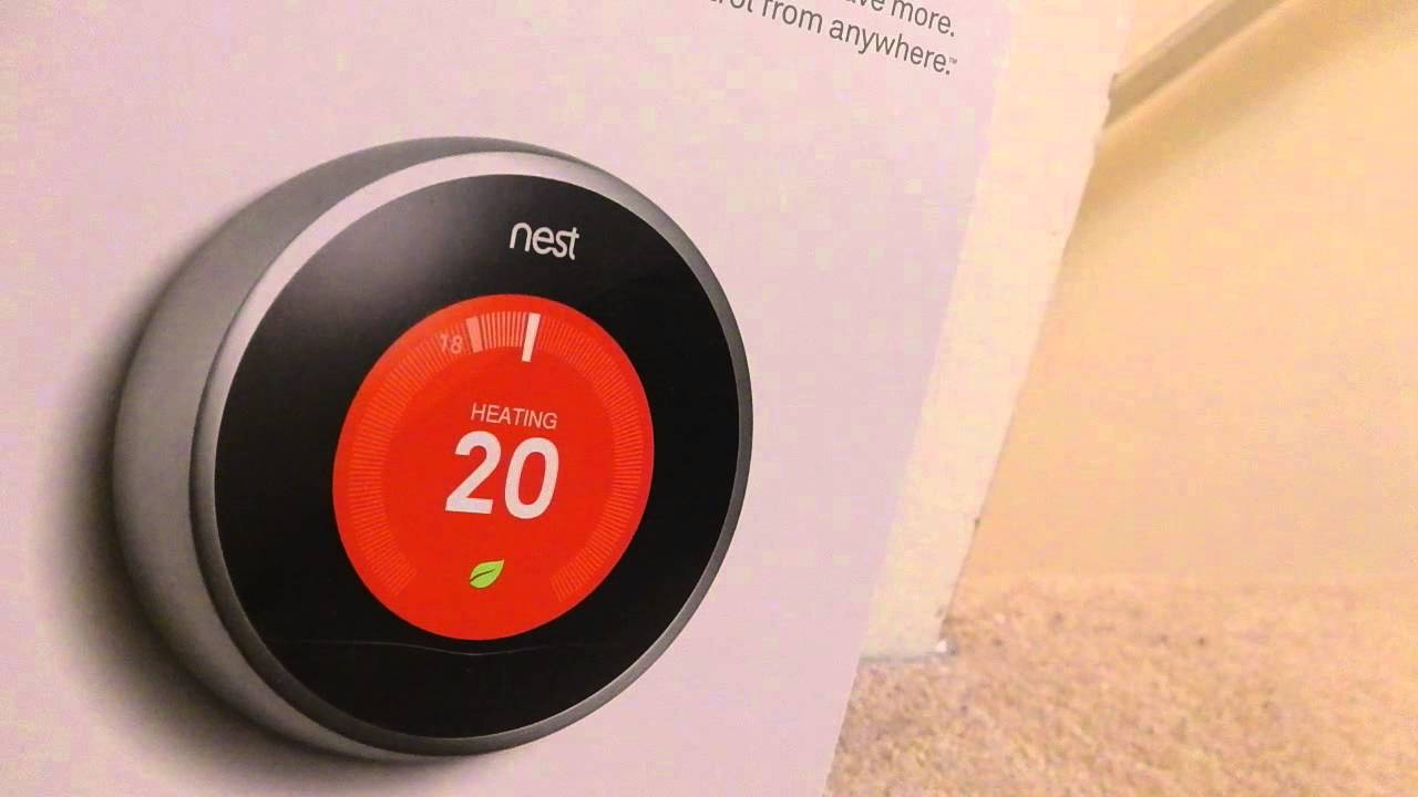 how to install nest learning thermostat uk best full guide part 1 youtube. Black Bedroom Furniture Sets. Home Design Ideas