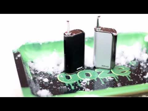 Ooze Duplex Dual Extract Vaporizer Product Video
