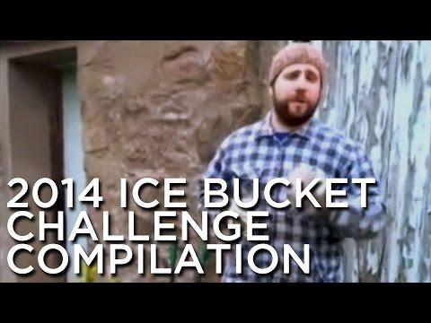 2014-08 'Ice Bucket Challenges'