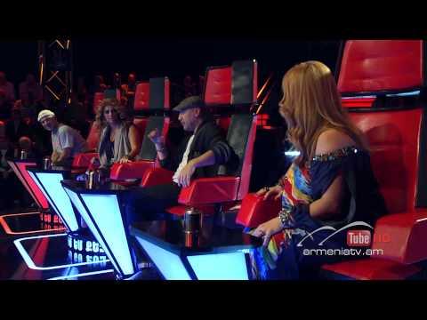 Gohar Safaryan,My Immortal by Evanescence - The Voice Of Armenia - Blind Auditions - Season 1