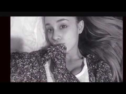Ariana Grande without makeup!!
