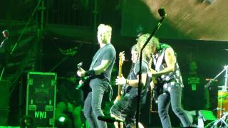 METALLICA - THE FRAYED ENDS OF SANITY (LIVE AT LEEDS FESTIVAL 30/8/15)
