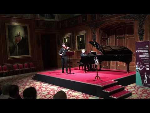 6th Windsor Festival International String Competition - Nathan Meltzer