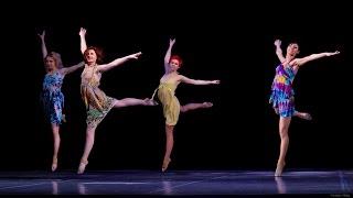 "Шаляй-Валяй - саундтрек из к\ф ""Стиляги"" - choreography by Kristina Shyshkarova - moderm jazz dance"