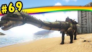 Ark Annunaki, Diplodocus, O Bronto que Presta! Survival Evolved