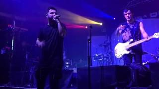 Palisades Let Down LIVE At The Intersection
