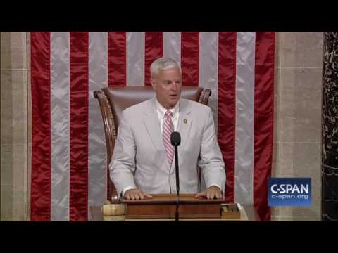 House during Democrats sit-in (C-SPAN)