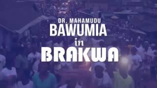 Dr. Bawumia in Brakwa