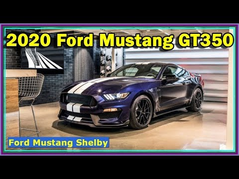 GT350 REVIEW | 2020 Ford Mustang Shelby GT350 Review