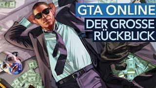 3 Jahre GTA Online - Das ist neu, das hat sich verändert
