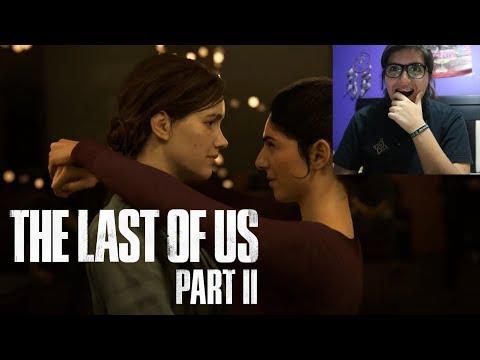The Last Of Us Part II  REACCIÓN E3 (Nuevo Gameplay trailer)