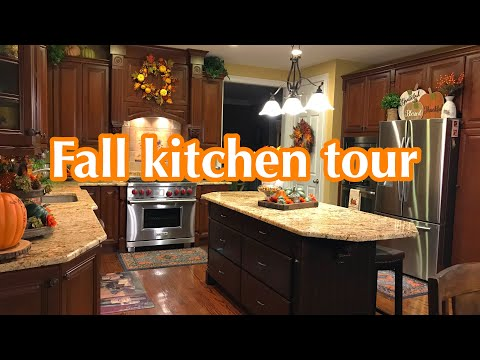 Fall Kitchen Tour 2019