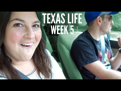 TEXAS LIFE: Copa America Adventure and Decorating my Office! (Episode 5)