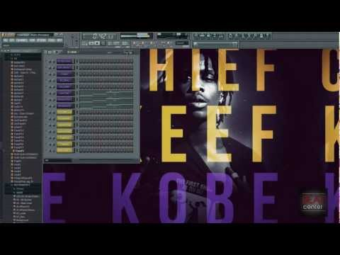"""Young Chop Soundkit │ Chief Keef """"Kobe"""" (Remake) │ FREE Sample Pack DL Link"""