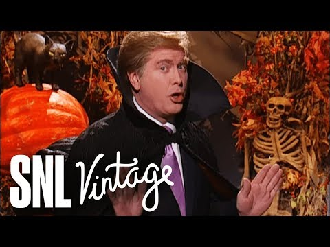 The Apprentice Halloween Promo w/ Donald Trump – SNL