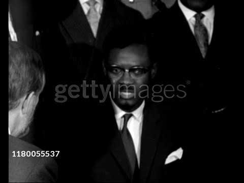 Patrice Lumumba Interview | Prime Minister of Congo-Kinshasa | London | July 1960