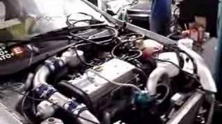 X20XEV Turbo vectra endurance 2.0 16V turbo SPA turbo