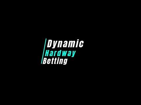CrapsPlayer Dynamic Hardway Betting