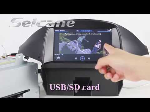Chevrolet Orlando Aftermarket Audio Video Sound System with GPS Navigation Radio RDS USB Port MP3