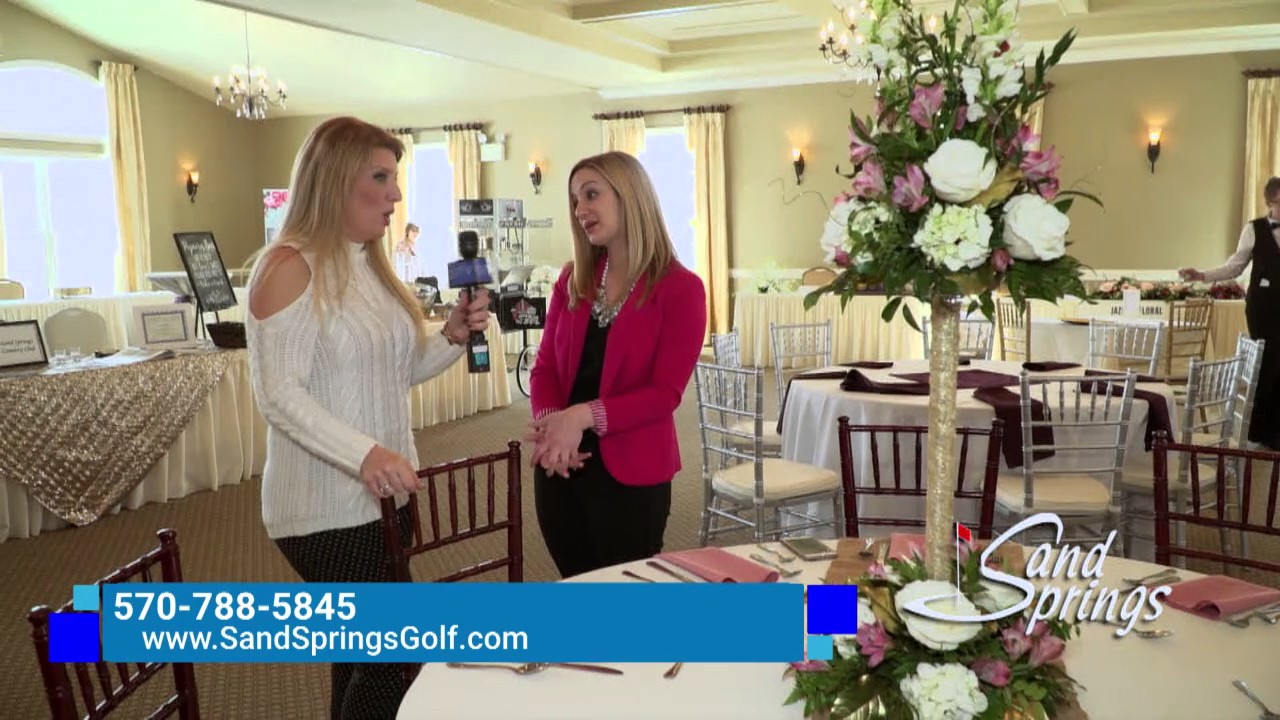 Sand Springs Friday Sunday Wedding Deals Ssptv News Youtube