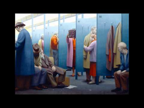 GEORGE TOOKER - Painter of Modern Anxieties