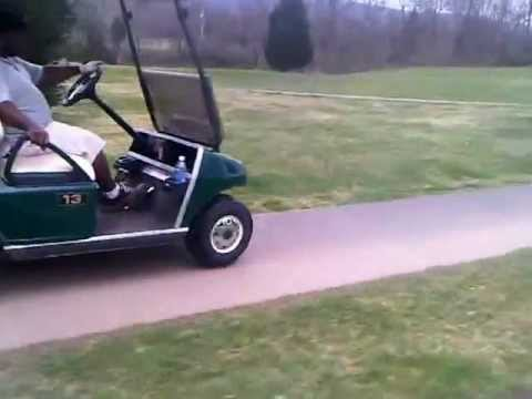 ndon Linwood and Jerome Alphonso Race Golf Carts! - YouTube on golf games, golf trolley, golf cartoons, golf handicap, golf girls, golf words, golf machine, golf tools, golf players, golf accessories, golf card, golf hitting nets, golf buggy,