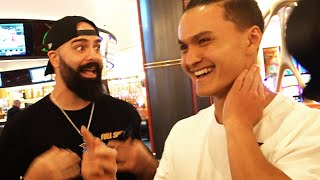 Keemstar Exposed My Boxing Opponent