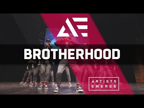BROTHERHOOD |  Showcase  |  Artists Emerge 2018