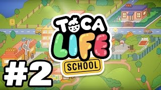 Toca Life: School - Best App For Kids - iPhone/iPad/iPod Touch - Part 2