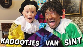 KADOOTJES VAN SiNT 🎁 - Luan Bellinga & Coole Piet [OFFiCiAL MUSiC ViDEO] YouTube Videos