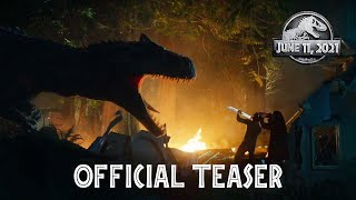 Jurassic World 3 - Official Teaser