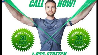 30 DAY MONEY BACK GUARANTEE with bands and body MLRT fitness training