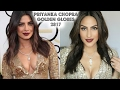 Priyanka Chopra Golden Globes 2017 Awards Makeup Tutorial Celebrity Look