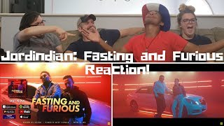 Jordindian - Fasting and Furious (Official Music Video)   FNF Reaction!