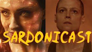 Sardonicast 37 Dark Phoenix Alien³
