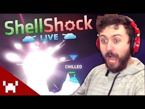 BOUNCY BALL REVENGES REVENGE  Shellshock  w Ze, Chilled, GaLm, & Smarty