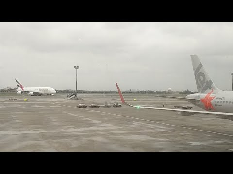 Boarding flight to korea live