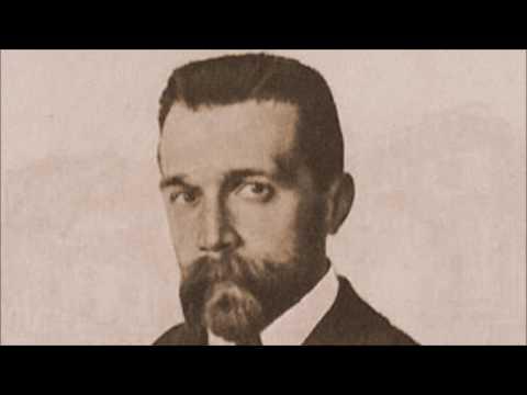 Nikolai Myaskovsky - SONATA FOR CELLO AND PIANO NO. 1 IN D MAJOR - OP. 12 - Mjaskowski