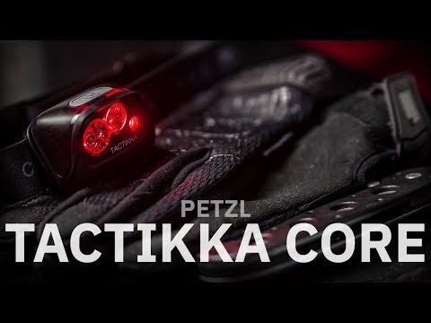 c901f7c58fb Petzl Tactikka Core - YouTube