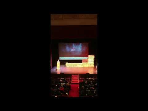Discurso de Gonzalo Jácome en la entrega de los premios AJE